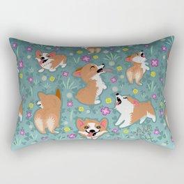 Corgis Rectangular Pillow