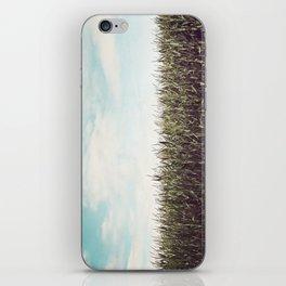 Cornfield iPhone Skin