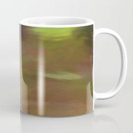 Abstract Earth Camo Shades.  Like painted on canvas. Coffee Mug