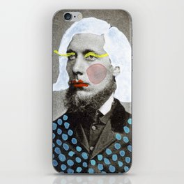 #11 of PREACHERS & THEIR ALTER EGOS iPhone Skin