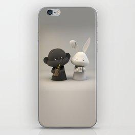 Coffee & Chocolate Milk iPhone Skin