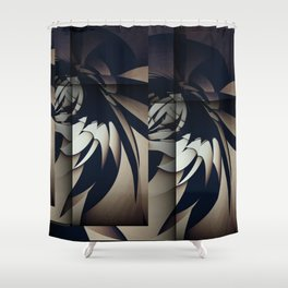 Spread our Wings Shower Curtain