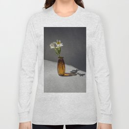 Shadow and Flower #2 Long Sleeve T-shirt