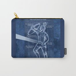 Full Armor of God - Warrior 4 Carry-All Pouch