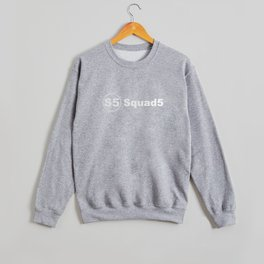 Squad5 Band Logo Crewneck Sweatshirt