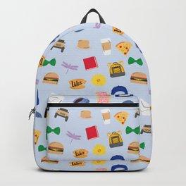 Gilmore Girls World Backpack