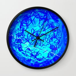 Glowing ORB Wall Clock