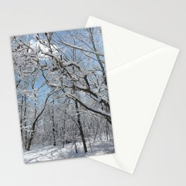 Keeping a look out on a splendid day Stationery Cards