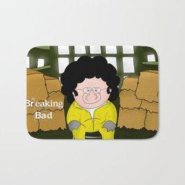Breaking Bad...or something like that Bath Mat