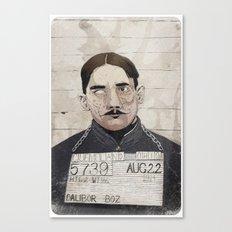 Dalibor Boz Canvas Print