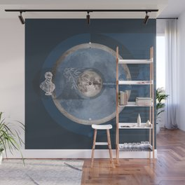 O Moon! the oldest shades #everyweek 45.2016 Wall Mural