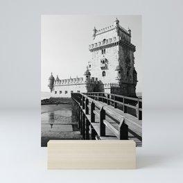 PORTUGAL ... Lisbon - Torre de Belem Mini Art Print