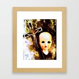 Apocalypse Museum Framed Art Print