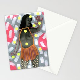 Access Denied Stationery Cards