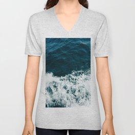 Ocean Crush Unisex V-Neck