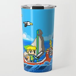 The Legend of Zelda: Wind Waker Advance Travel Mug