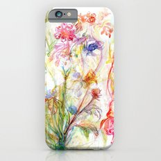 Floral Spree Slim Case iPhone 6s