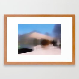 Rendition (study) Framed Art Print