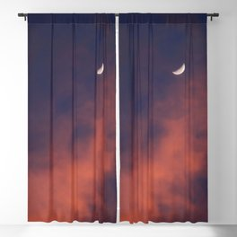 Hide and Go Find Moon Blackout Curtain