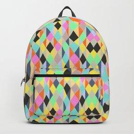 Geo harlequin Backpack