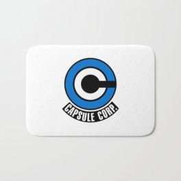 Capsule Corp Bath Mat