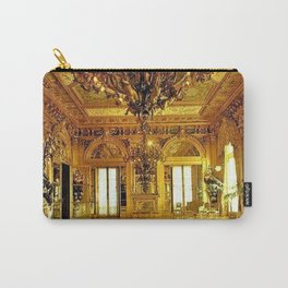 Newport Mansions, Rhode Island - Marble House - Gold Room #2 Carry-All Pouch