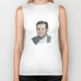 Ted Cruz is the Zodiac Killer. Biker Tank