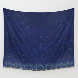 ARIES my cute horoscope Wall Tapestry