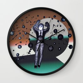"""Vast"" Wall Clock"