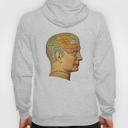 Phrenology | A Picture of Good Health circa 1881 Hoody
