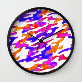 Hard To See Wall Clock