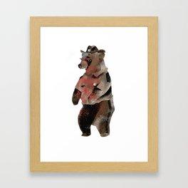 Rick Bear Framed Art Print