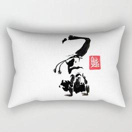 Capoeira 453 Rectangular Pillow