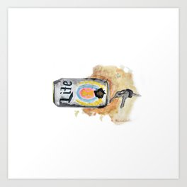Shotgun Art Print