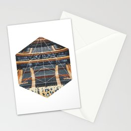 Orchestra - Geometric Photoraphy Stationery Cards