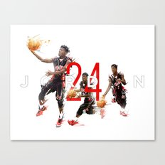 J.24 Canvas Print