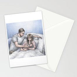 New family member Stationery Cards