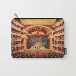 The Old Bolshoi Theater Carry-All Pouch