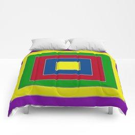 Russian Square Comforters