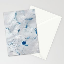1193. Early Melt on the Greenland Ice Sheet Stationery Cards