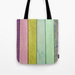 Jewel Tones Tote Bag