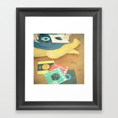 Vinyl Framed Art Print