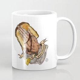 Holy Cheesus Coffee Mug