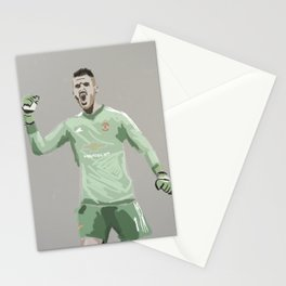 Dave Saves Stationery Cards