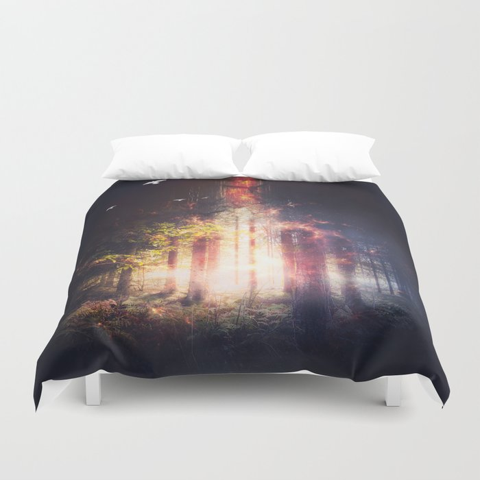 Feed me Duvet Cover