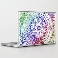 zen Laptop & iPad Skins featuring Zen by Alohalani