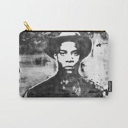 Washington Square Park- Jean Michel Basquiat Carry-All Pouch