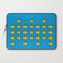 Catroid Pattern Laptop Sleeve