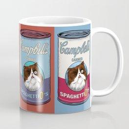 Canned Spaghettio Coffee Mug
