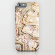 Marble Natural Slim Case iPhone 6s